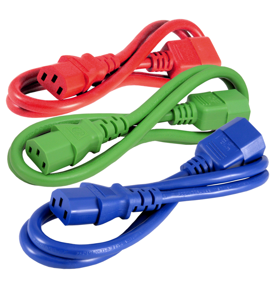 colored cords