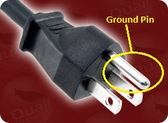 ground pin